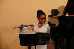 Victoria on Flute