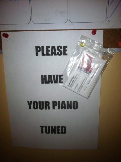 Tune Your Piano