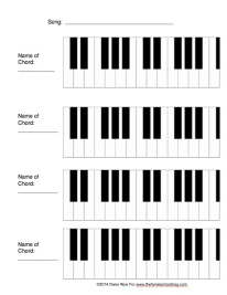 Keyboard Chords