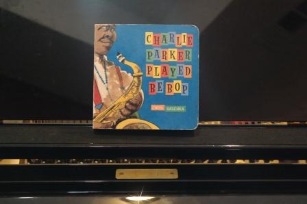 Charlie Parker Book