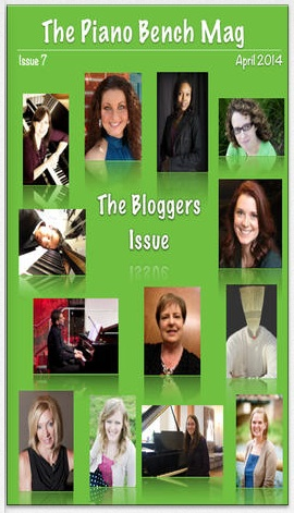 The Piano Bench Magazine