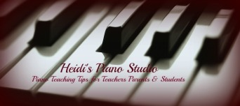 Heidi's Piano Studio