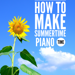 Summertime Piano