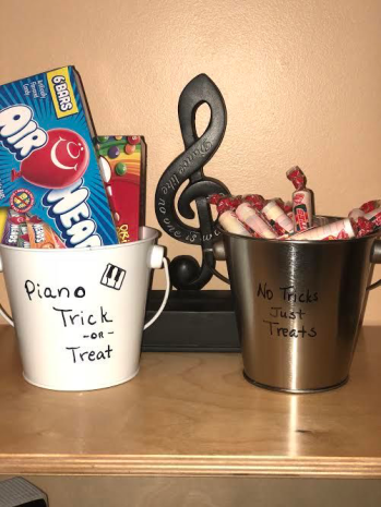 Piano Trick or Treat by TheFameSchoolBlog.com